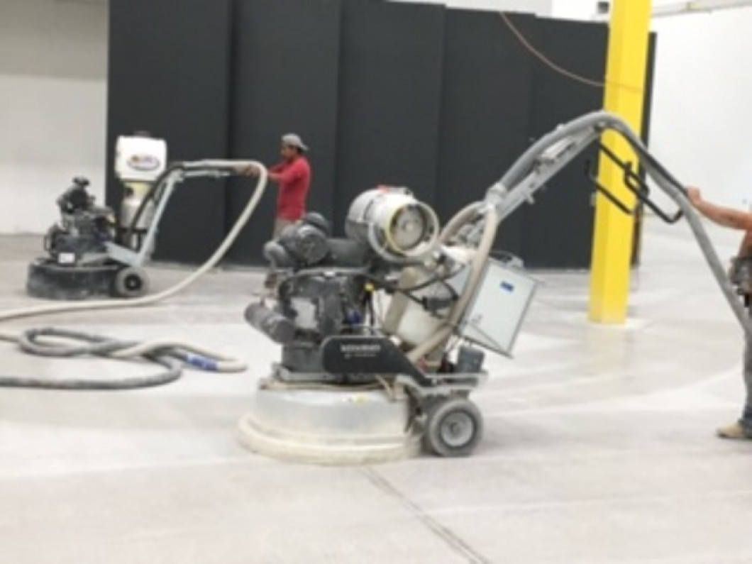 Polished concrete comes with multiple benefits